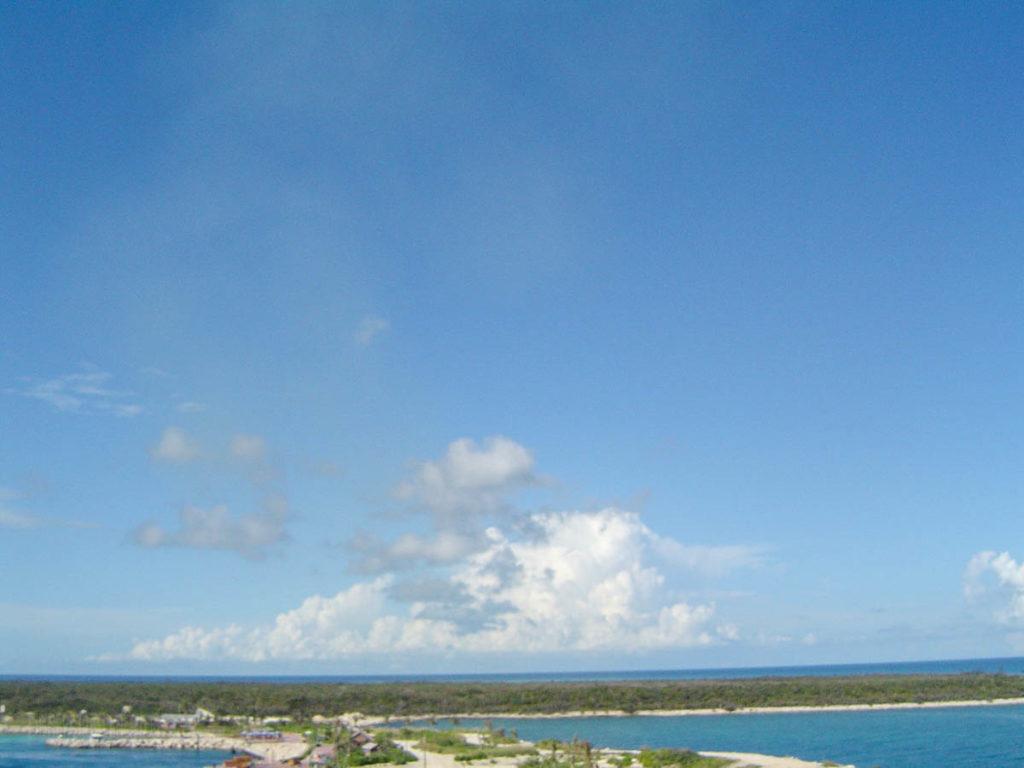 Castawaty Cay Disney Wonder Deck 7 Aft