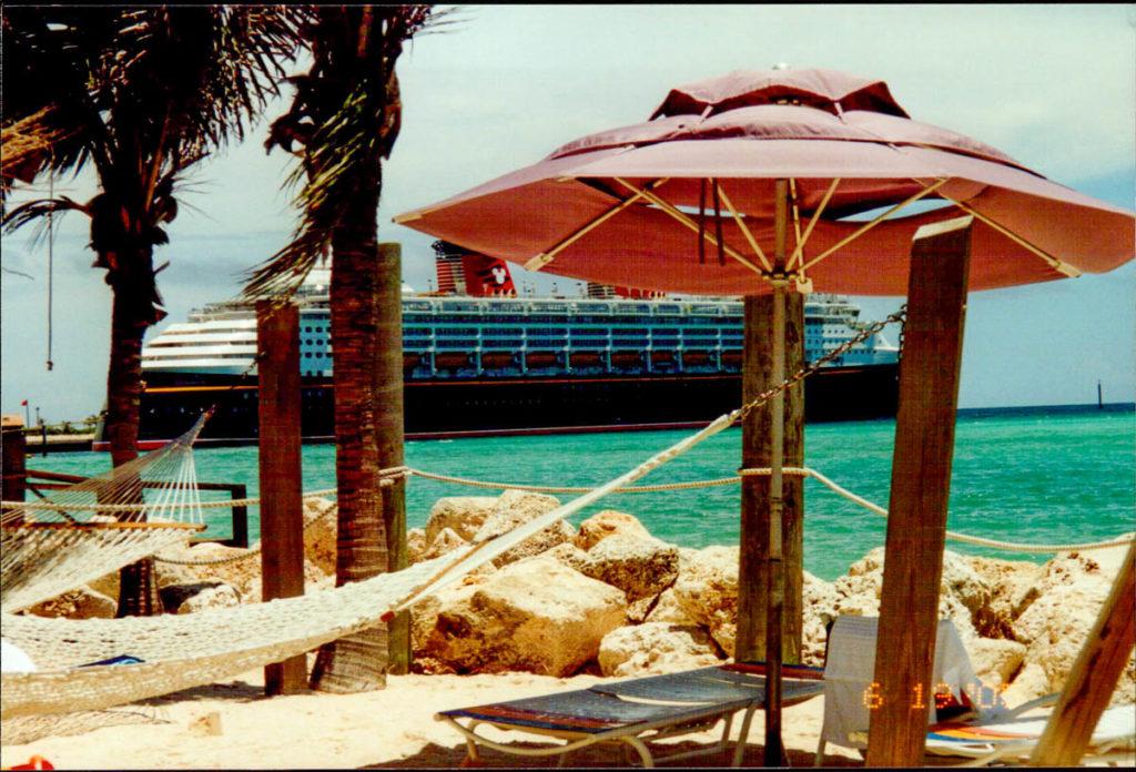 Castaway Cay Disney Wonder