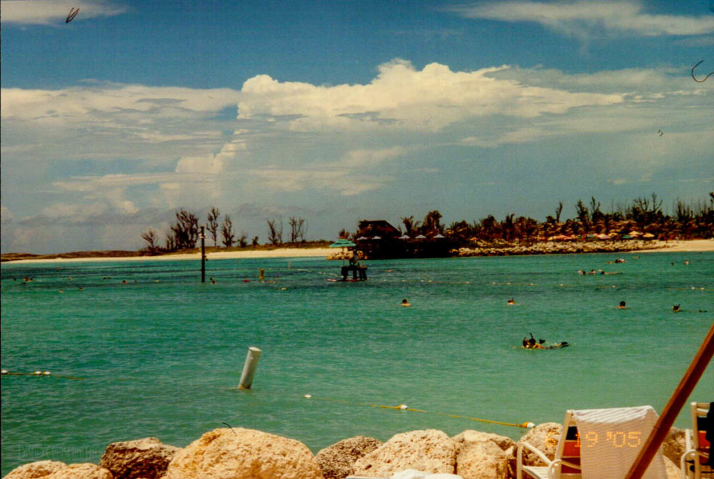 Castaway Cay Heads Up Bar Pelican Point