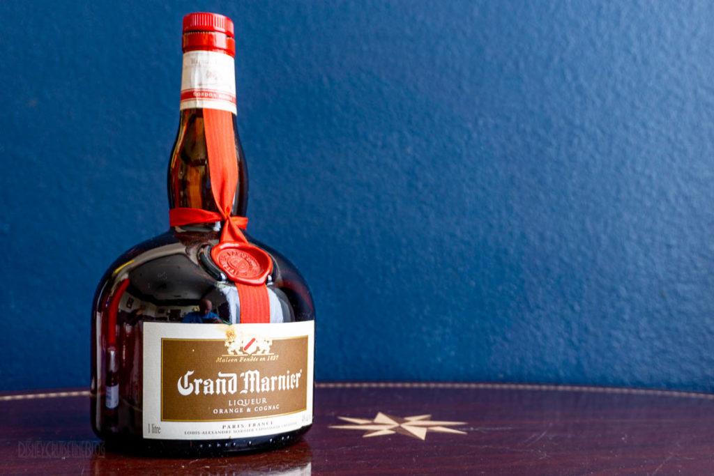 DCL DIY Remy Collette Grand Marinier Not The Paris Bottle