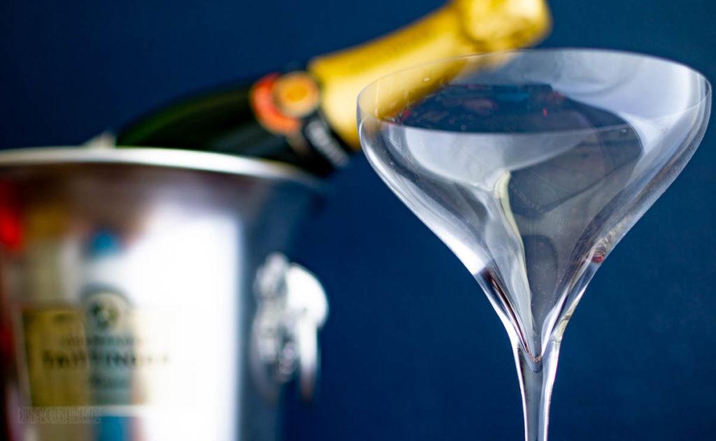 DCL DIY Remy Collette Riedel Martini Glass