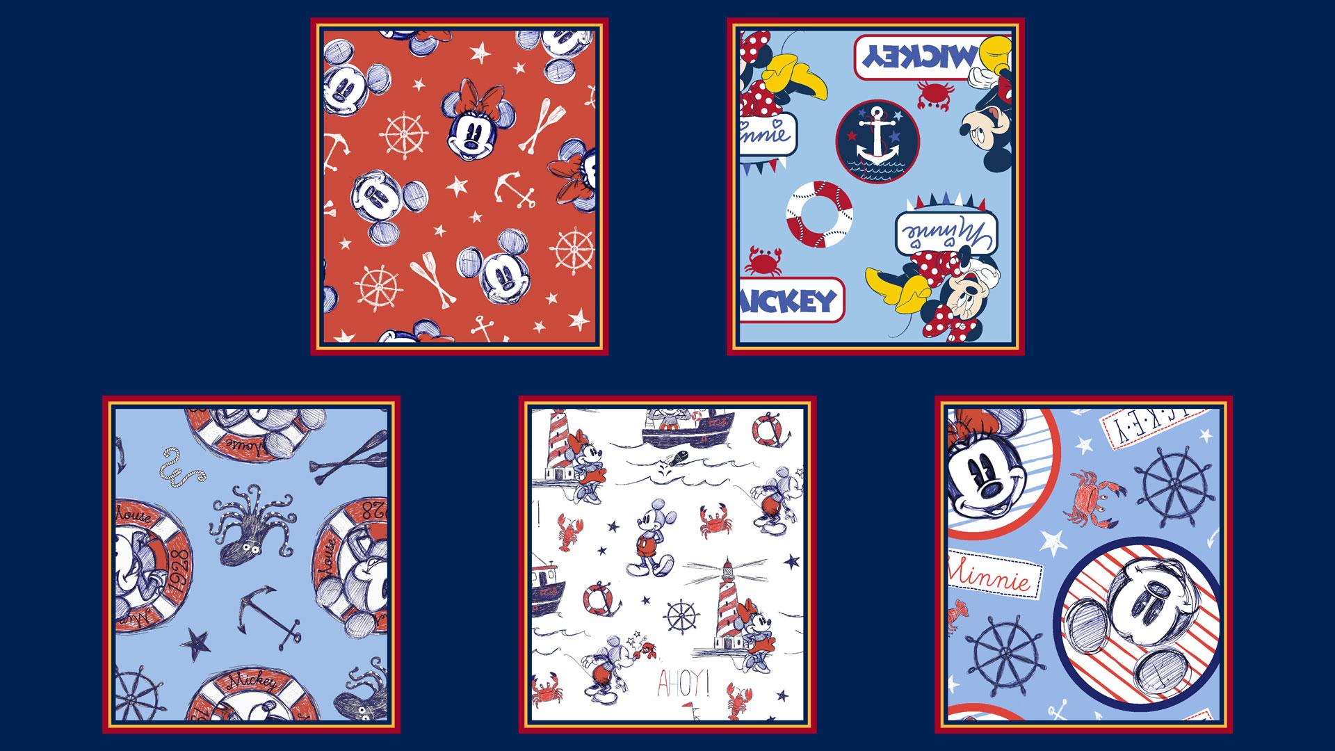Disney Nautical Fabric JoAnn Stores
