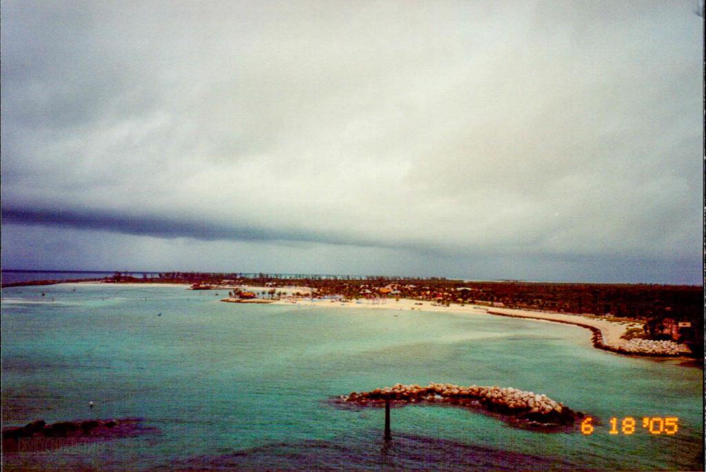 Disney Wonder Castaway Cay