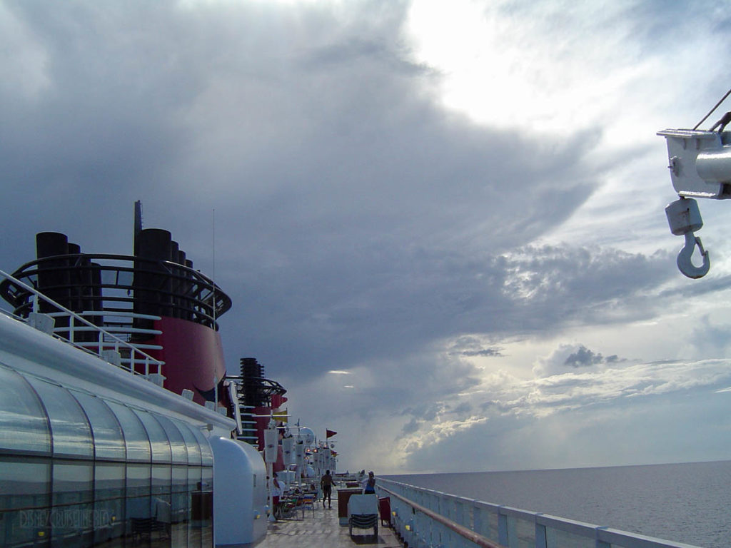 Disney Wonder Deck 10