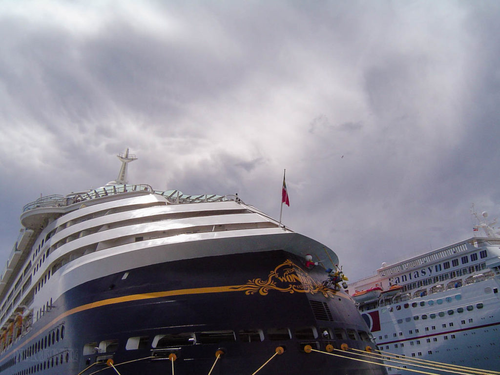 Disney Wonder Nassau