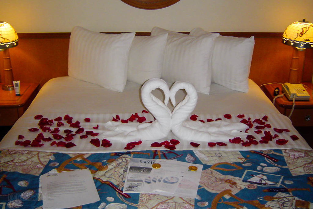 Disney Wonder Stateroom Honeymoon