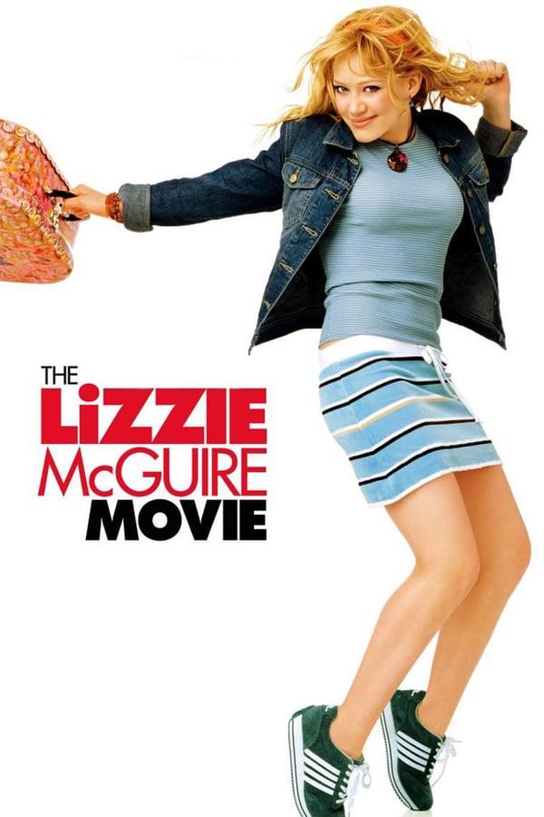 Lizzie McGuire Movie Poster