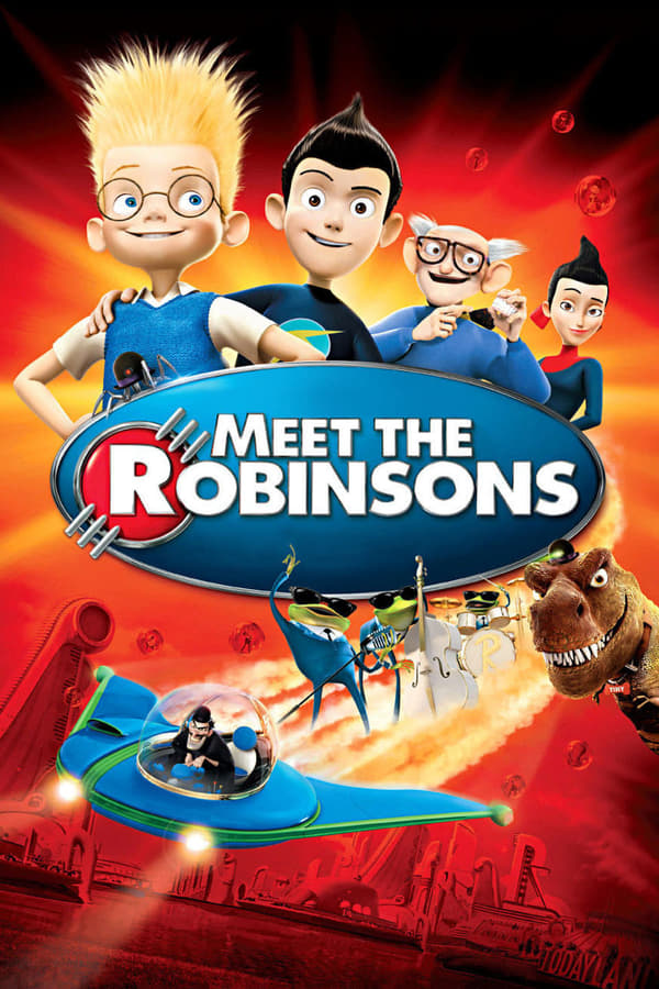 Meet The Robinsons Movie Poster