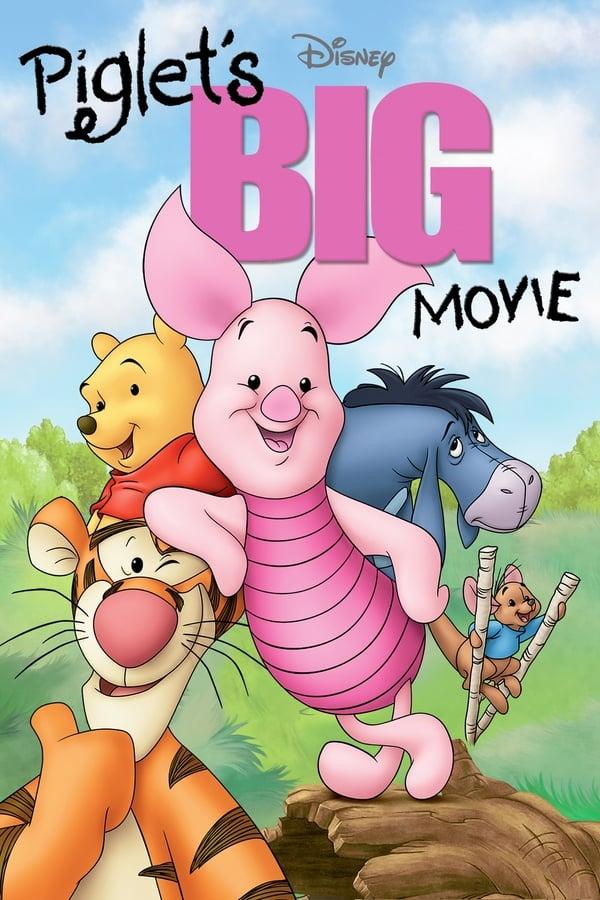 Piglets Big Movie Poster