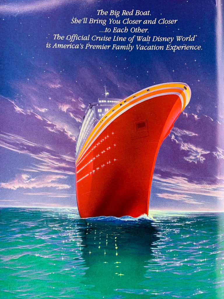 Big Red Boat 1991 Pg