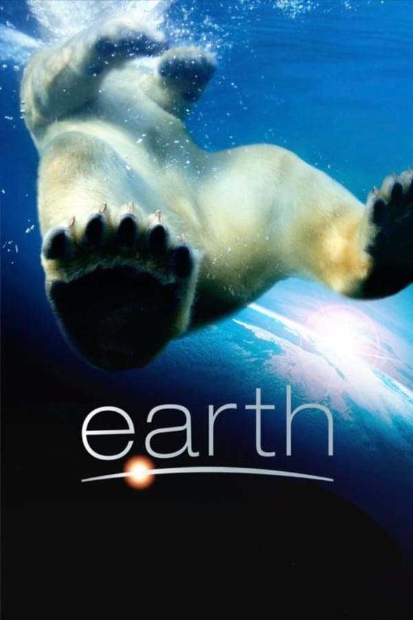 DisneyNature Earth Movie Poster