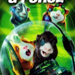 G Force Movie Poster