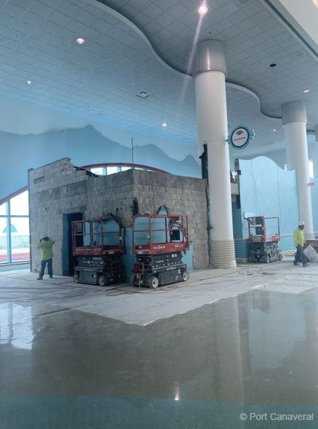 Port Canavera CT8 Remodel Interior June 2020
