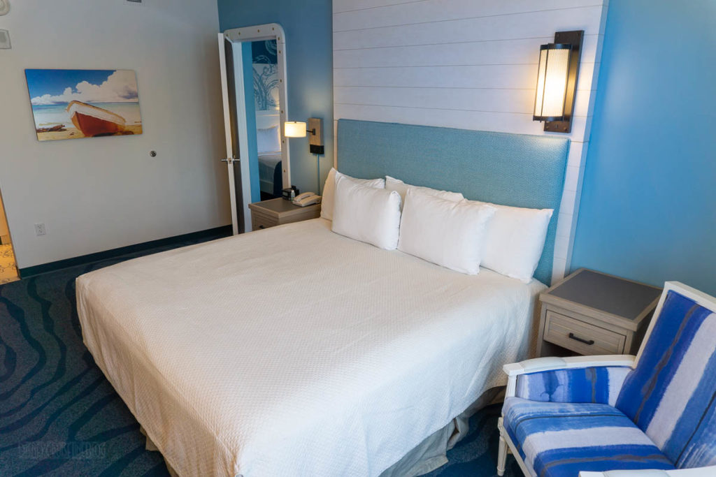 Sapphire Falls Kids Suite King Size Bed