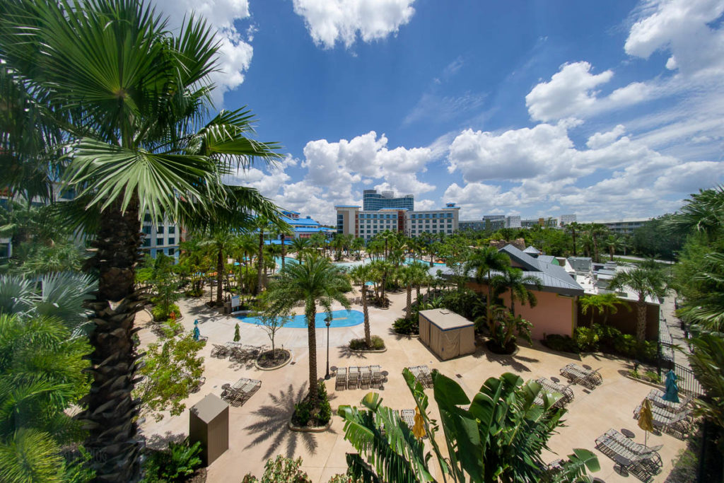 Sapphire Falls Kids Suite Pool View