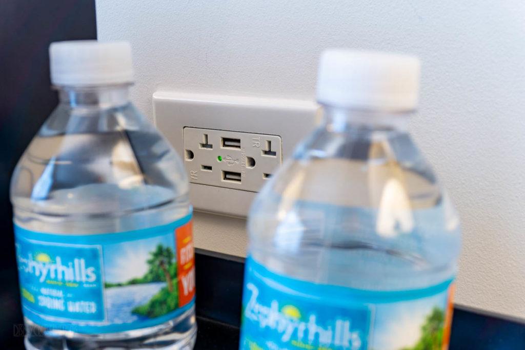 Sapphire Falls Kids Suite USB Outlets