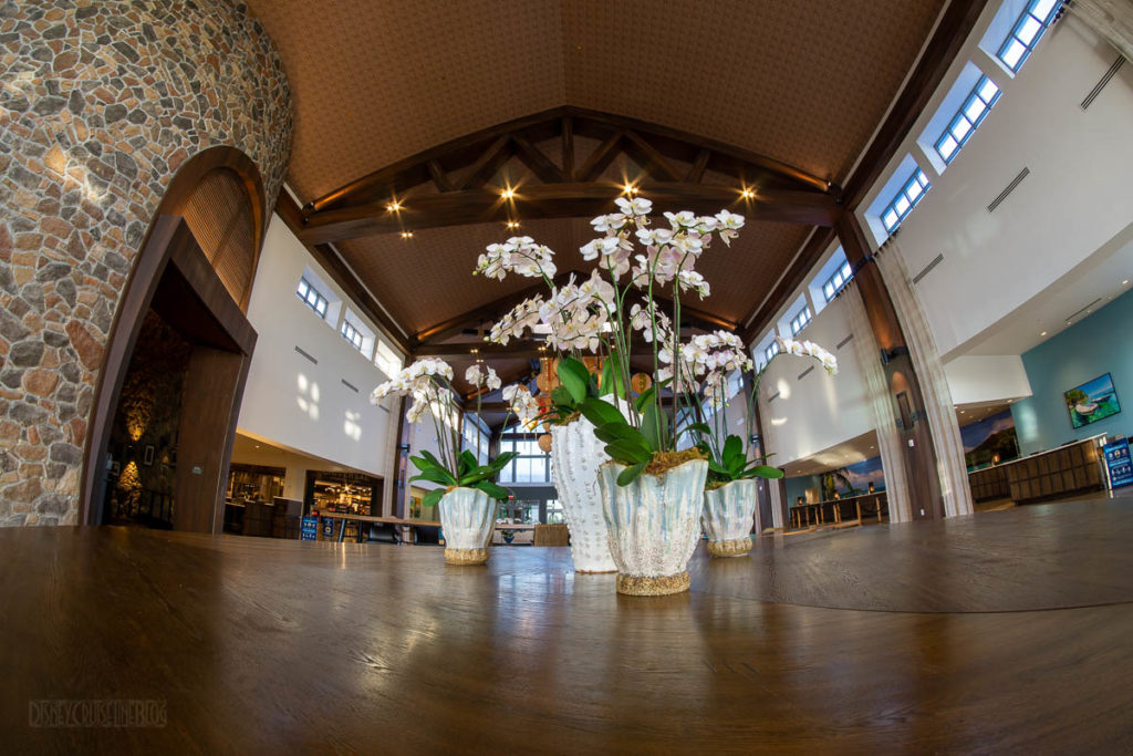 Sapphire Falls Lobby