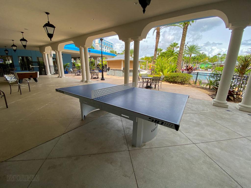 Sapphire Falls Pool Ping Pong