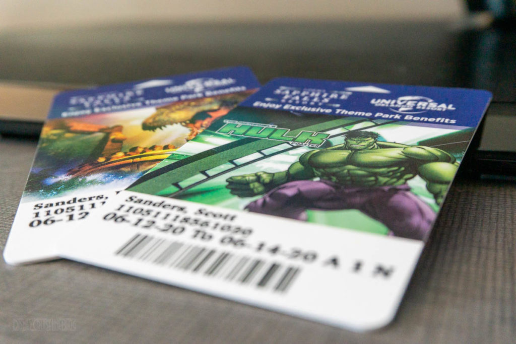 Sapphire Falls Room Cards