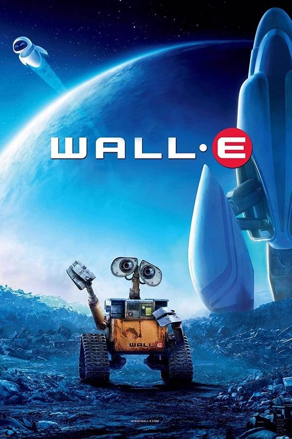 Wall E Movie Poster
