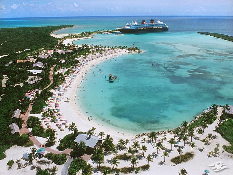 DCL Castaway Club Shoreside Survival Kit Castaway Cay