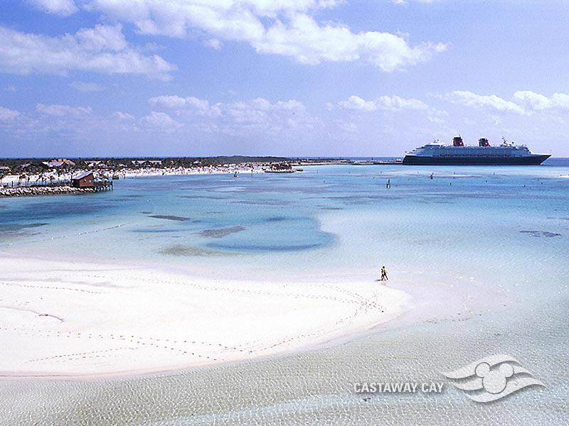DCL Castaway Club Shoreside Survival Kit Screen Saver 11 Castaway Cay Magic