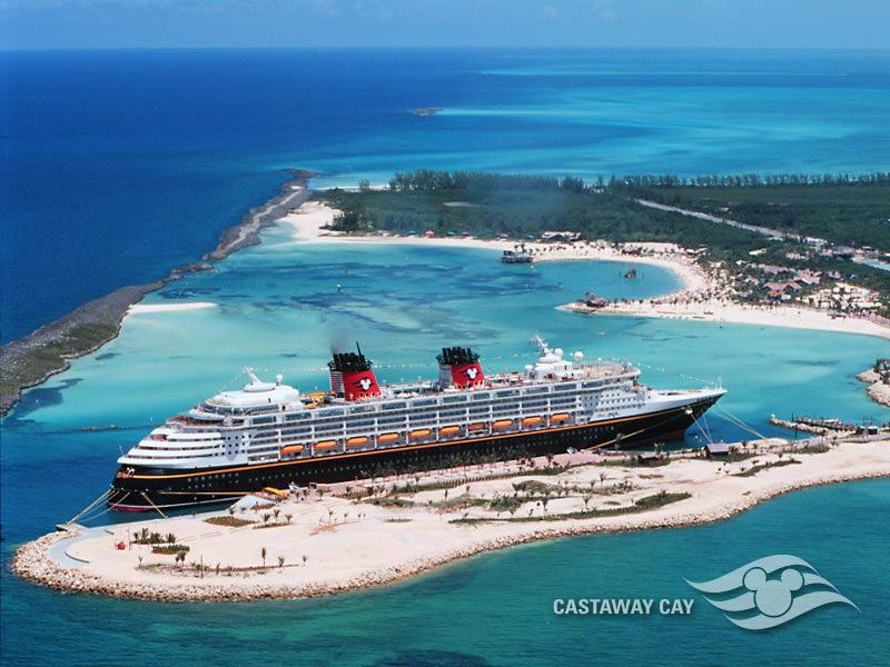 DCL Castaway Club Shoreside Survival Kit Screen Saver 12 Castaway Cay Magic