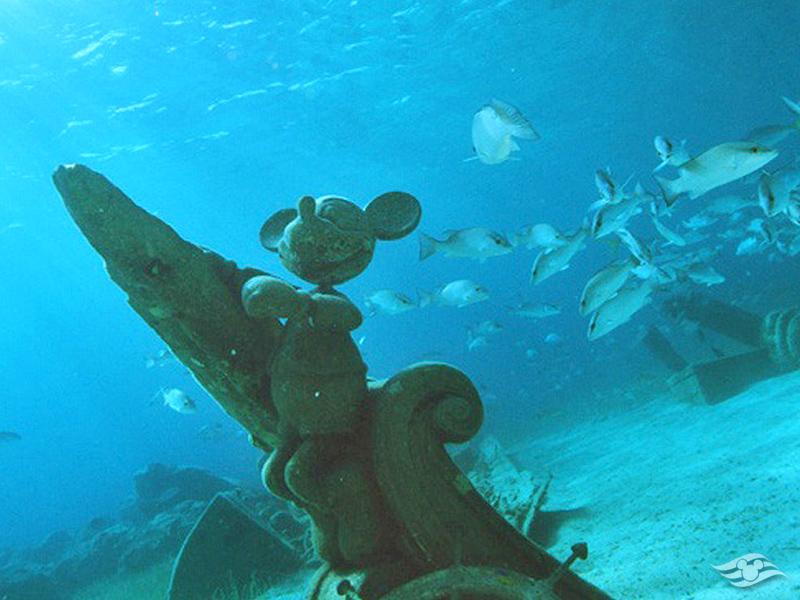 DCL Castaway Club Shoreside Survival Kit Sunken Mickey