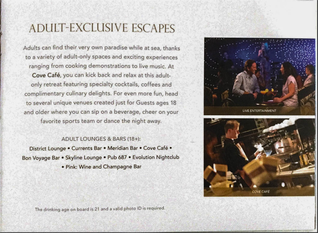 DCL Pre Arrival Booklet Dream 15
