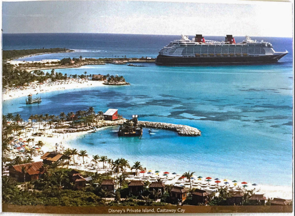 DCL Pre Arrival Booklet Dream 17