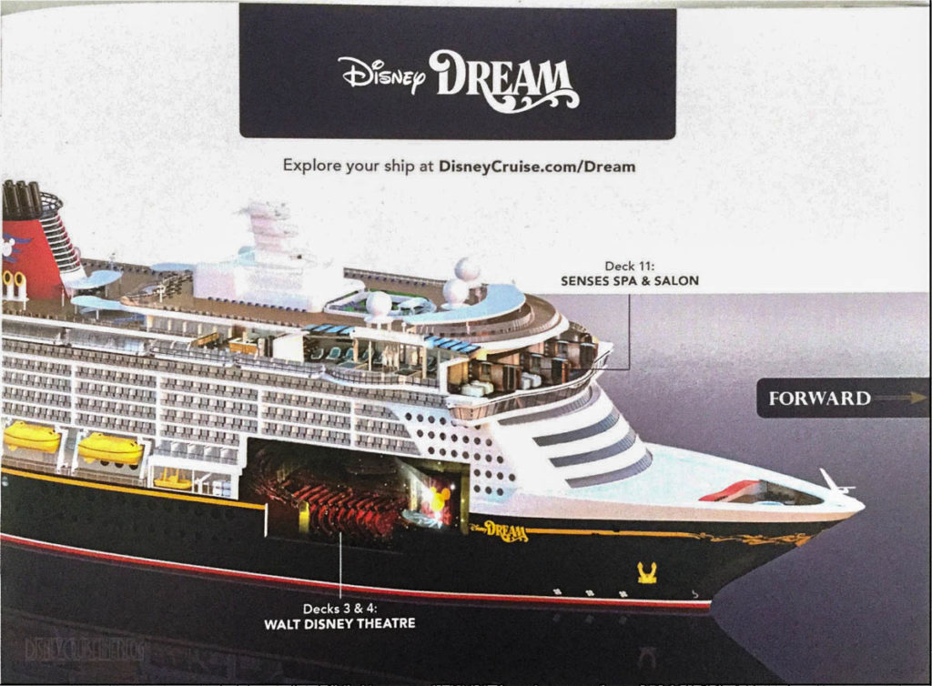 DCL Pre Arrival Booklet Dream 5