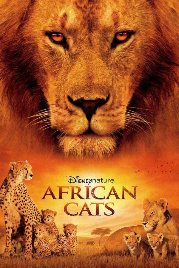 Disneynature African Cats Movie Poster