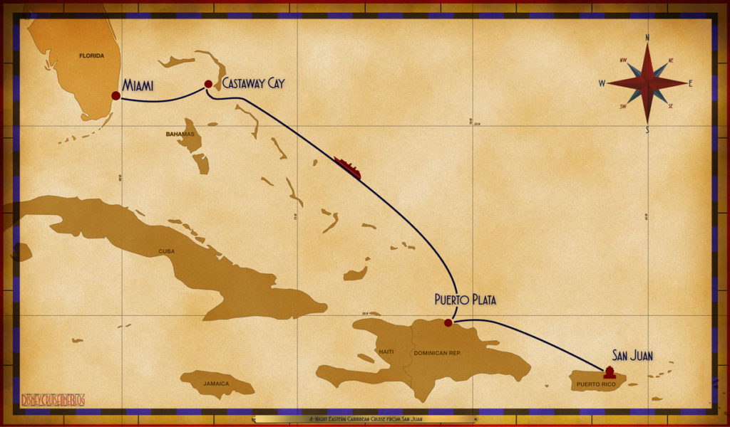 Map Magic 4 Night Repositioning SJU POP SEA GOC MIA