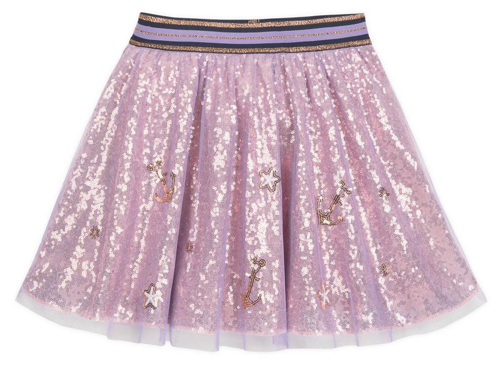 ShopDisney Disney Cruise Line Sequin Tutu Skirt Girls