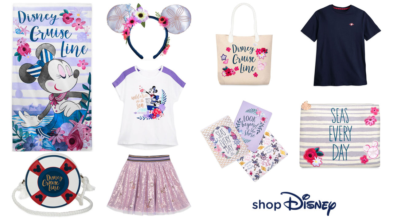 ShopDisney New DCL Merchandise 20200728