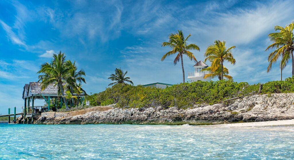 Pearl Island Bahamas Beach Escape 2