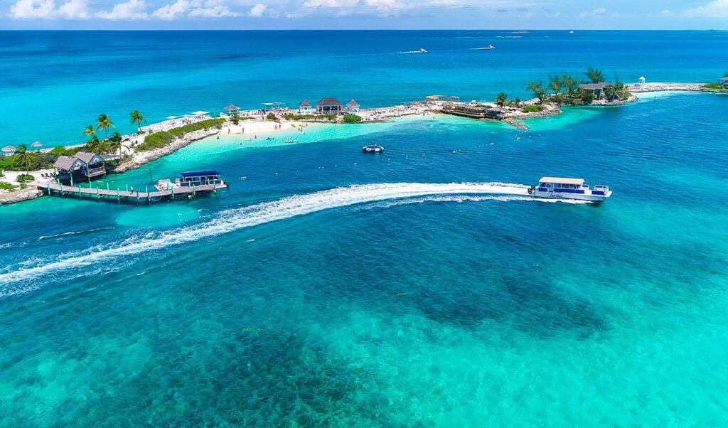 Pearl Island Bahamas Ferry