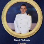 DCL Captain Damir Vukonic