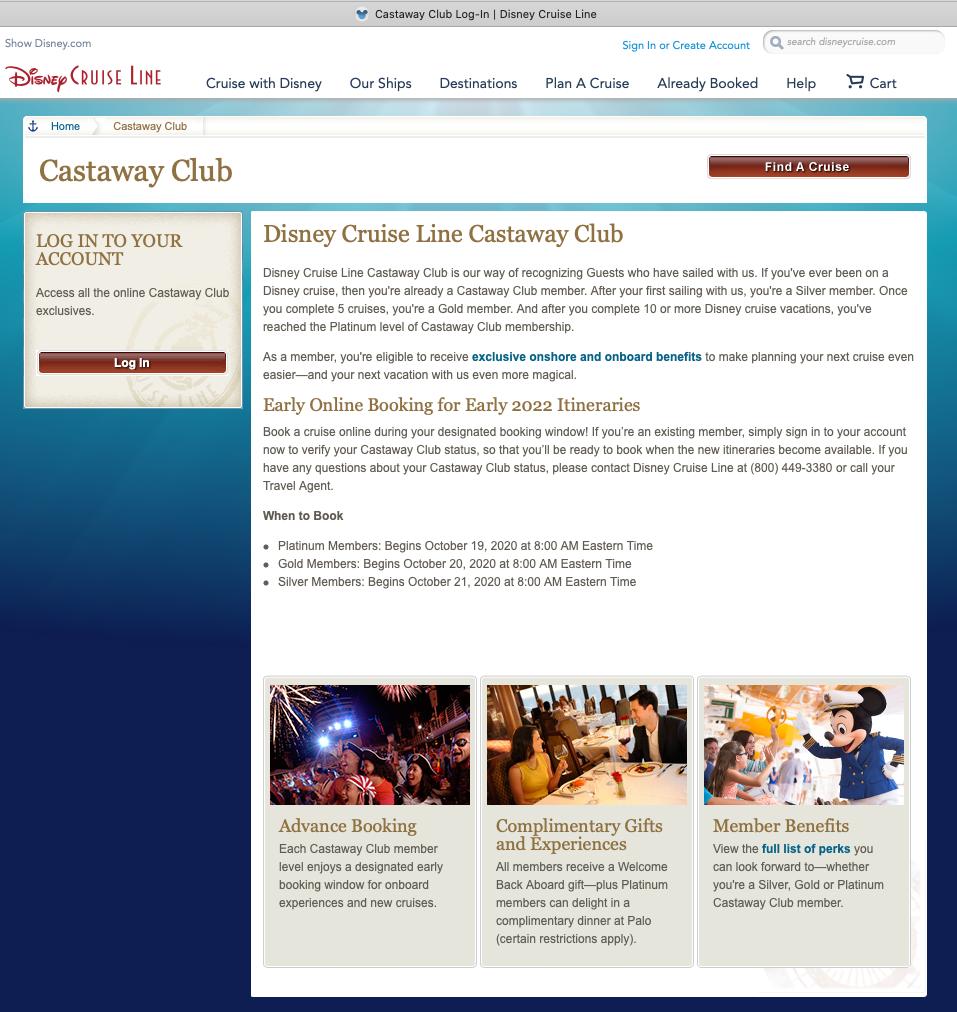 DCL CC Status Check Login Landing Page