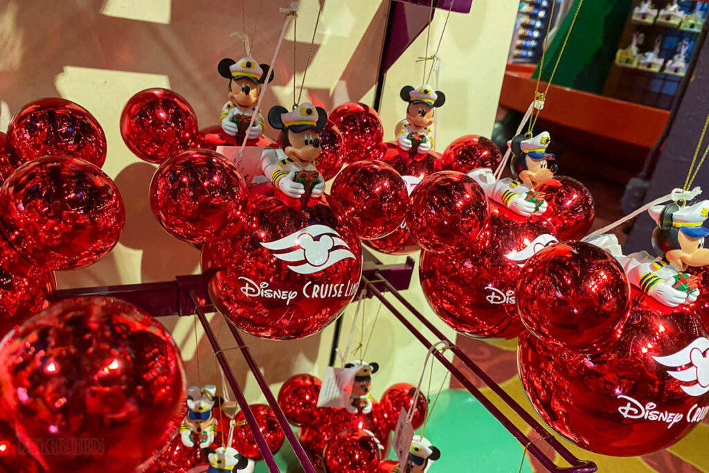DCL Ornaments Disney Springs 1