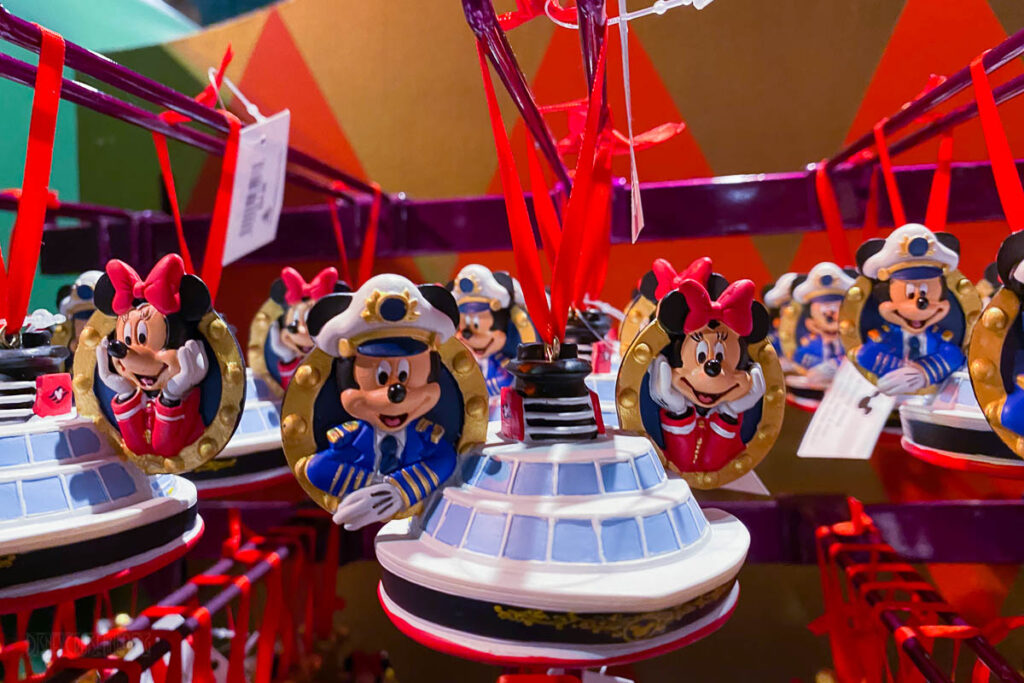 DCL Ornaments Disney Springs 12