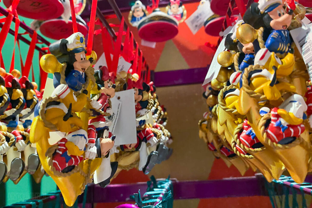 DCL Ornaments Disney Springs 13