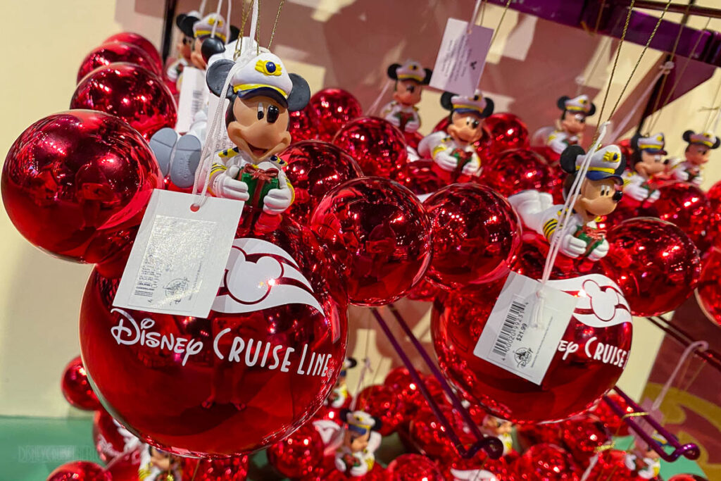 DCL Ornaments Disney Springs 2