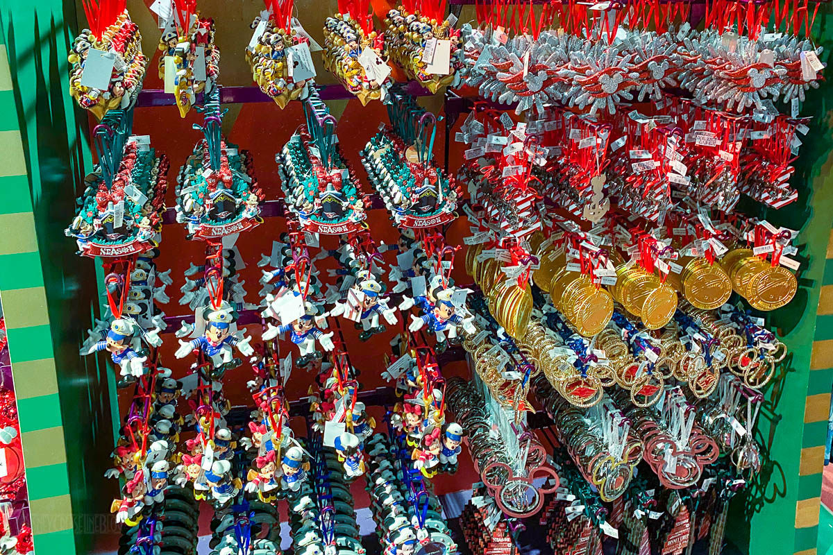 DCL Ornaments Disney Springs 20