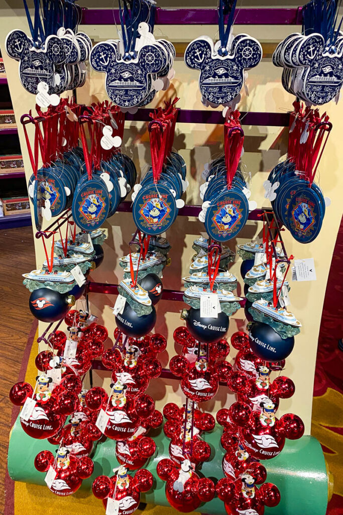 DCL Ornaments Disney Springs 21