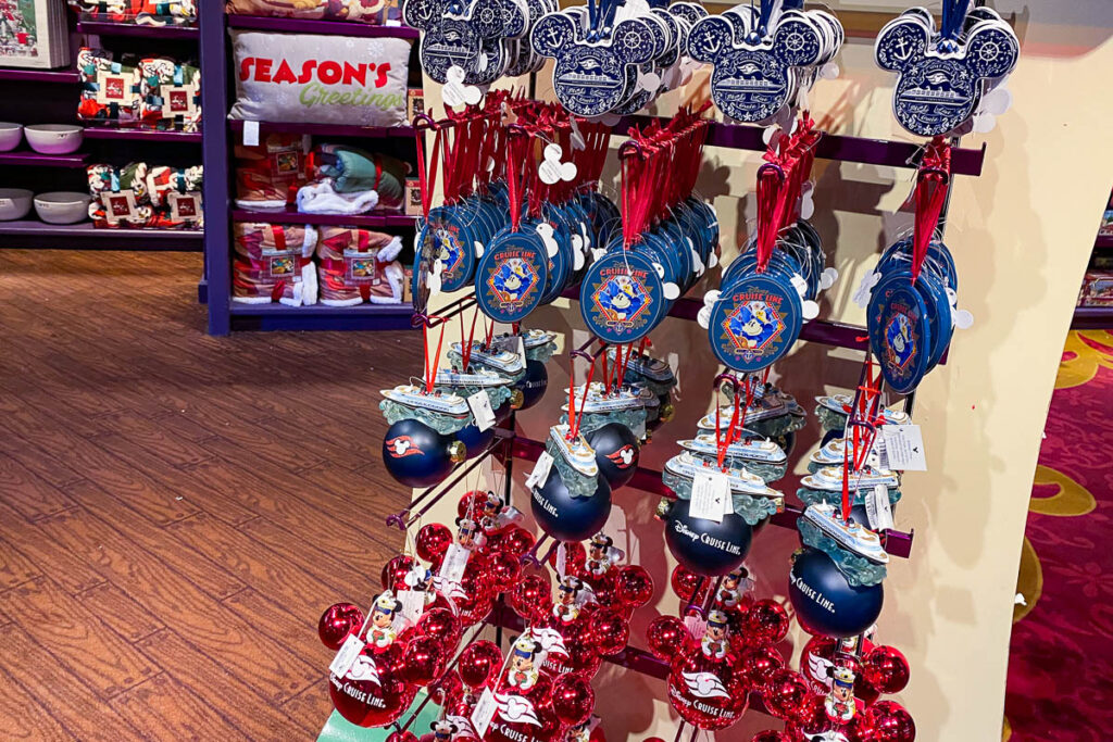 DCL Ornaments Disney Springs 22