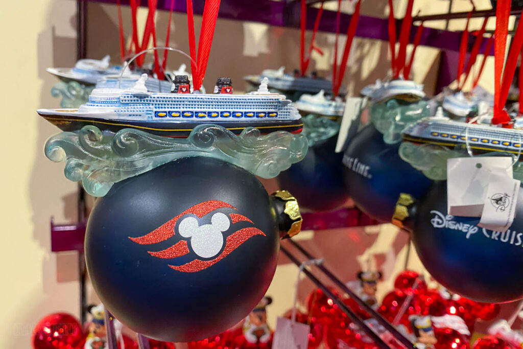 DCL Ornaments Disney Springs 3