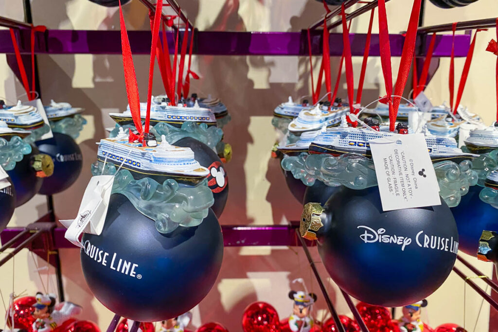 DCL Ornaments Disney Springs 4