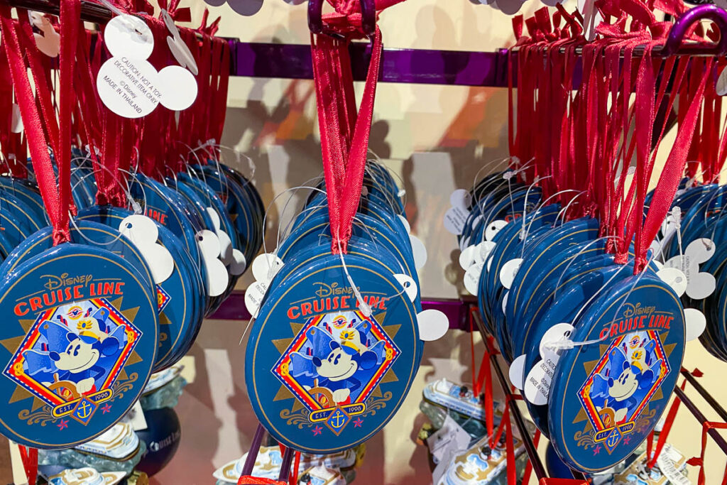 DCL Ornaments Disney Springs 5
