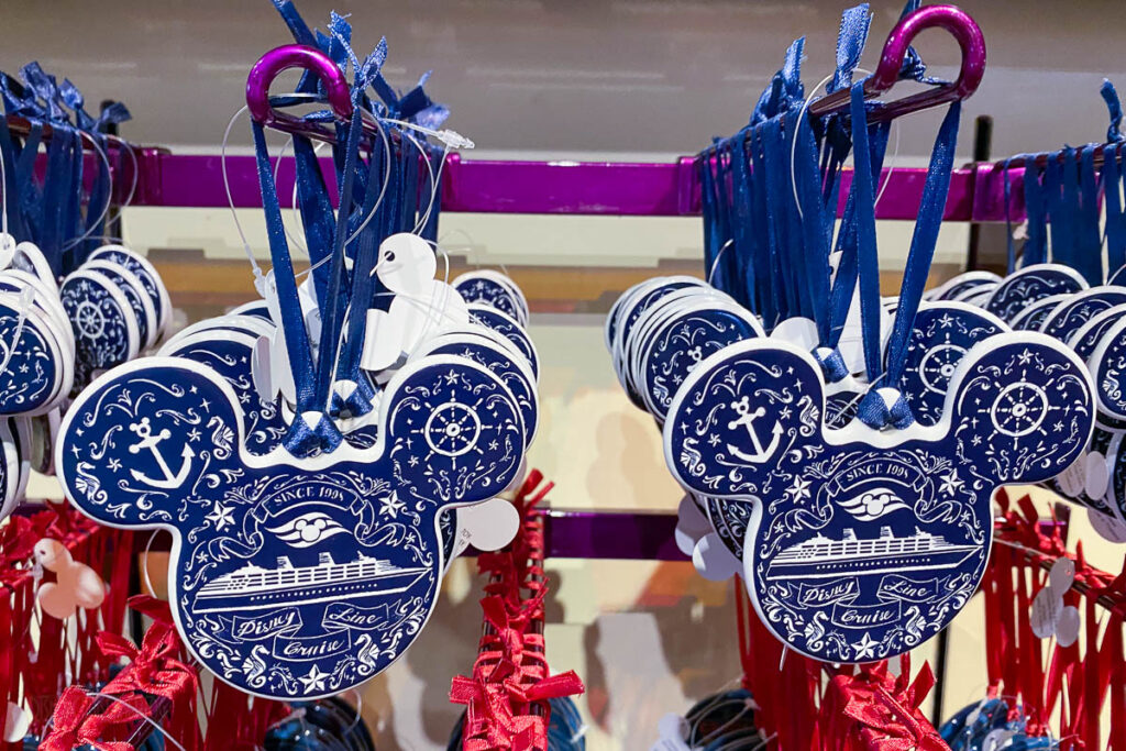 DCL Ornaments Disney Springs 6